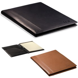 Promotional Leeman Harrison 95 X 125 Leather Portfolio