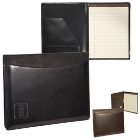 Customized Leeman Soho Leather Business Portfolio