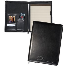 Customized Leeman Zippered Magnetic Photo Portfolio
