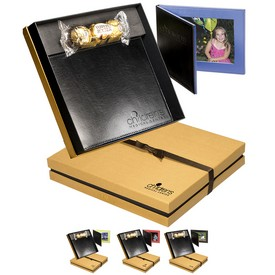 Customized Ferrero Rocher Chocolates Hampton Photo Frame Gift Set