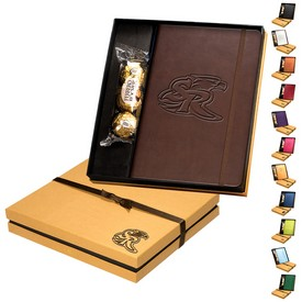 Promotional Tuscany Journal Ferrero Rocher Chocolates Gift Set