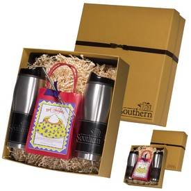 Custom Leeman Empire TumblersDecadent Cocoa Gift Set