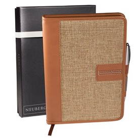 Custom Sierra Journal Tuscany Pen Gift Set