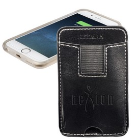 Customized Venezia Leather Smartphone Pocket
