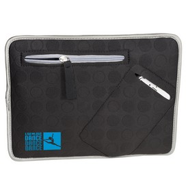 Promotional Luna Water Resistant Tablet Sleeve