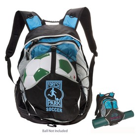 Promotional Sport Backpack With Holder