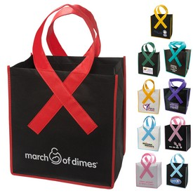 Promotional Ribbon Grocery Shopper