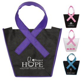 Custom Awareness Ribbon Tote