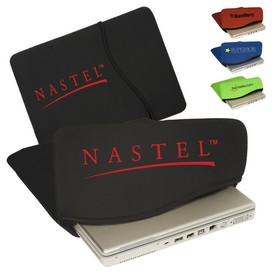 Custom Neoprene Reversible Laptop Sleeve