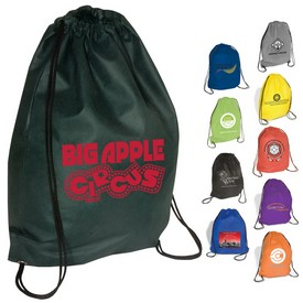 Promotional Econo Non-Woven String Backpack