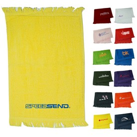 Customized Velour Cotton Sport Towel
