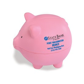 Customized Pig Shaped Stress Reliever