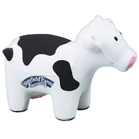 Promotional Cow Shaped Stress Reliever