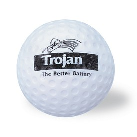 Promotional Golf Ball Shaped Stress Reliever