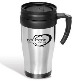 Customized Stainless 16 Oz Commuter Mug