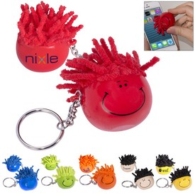 Promotional Moptopper Key Chain