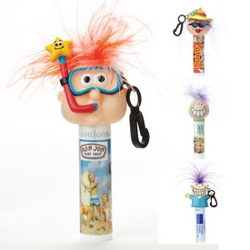 Promotional Vanilla Goofy Head Lip Balm