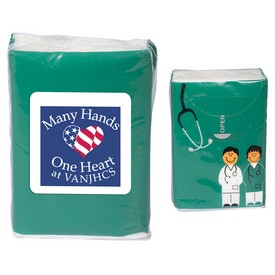 Custom Doctor Nurse Tissue Pack
