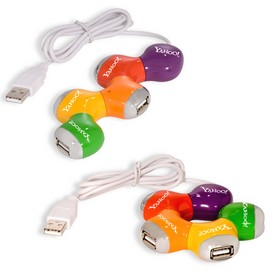 Promotional Tangle Usb Hub 20