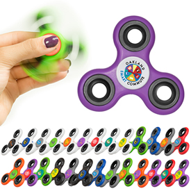 Promotional Turbo-Boost Promospinner