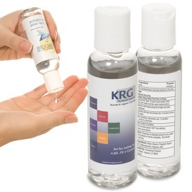Customized Hand Sanitizer  2 Oz