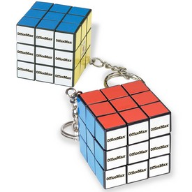Promotional Micro RubikS Cube Key Holder