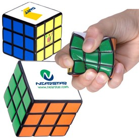 Promotional RubikS Cube Stress Reliever