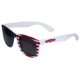 Promotional Patriotic Usa Flag Sunglasses