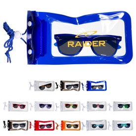 Custom Fashion Sunglasses Waterproof Bag