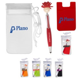 Custom Moptopper Pen Pocket Waterprooof Pouch Kit