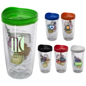 Promotional Avalon Clear Tumbler Ice Cubes Set