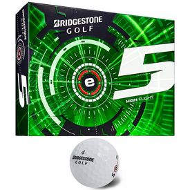 Promotional Bridgestone E5 Golf Balls 12-Pack