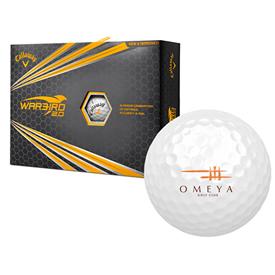 Promotional Callaway Warbird 2.0 Golf Balls 12-Pack