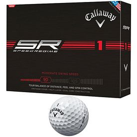 Promotional Callaway Speed Regime 1 Golf Balls 12-Pack
