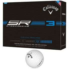 Promotional Callaway Speed Regime 3 Golf Balls 12-Pack