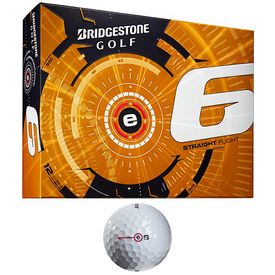 Promotional Bridgestone E6 Golf Balls 12-Pack