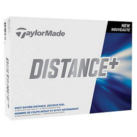 Promotional Taylormade Distance + Golf Balls 12-Pack