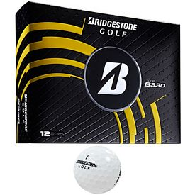 Promotional Bridgestone B330 Golf Balls 12-Pack