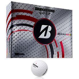 Promotional Bridgestone B330-RXS Golf Balls 12-Pack
