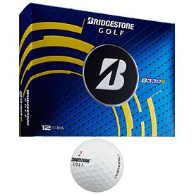Promotional Bridgestone B330-S Golf Balls 12-Pack