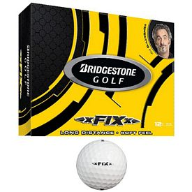 Promotional Bridgestone Xfixx Golf Balls 12-Pack