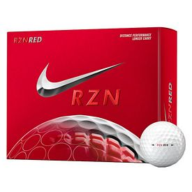 Promotional Nike RZN Red Golf Balls 12-Pack