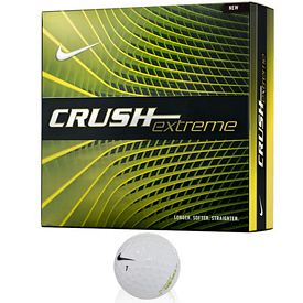 Promotional Nike Crush Golf Balls 12-Pack