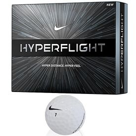 Promotional Nike Hyperflight Golf Balls 12-Pack