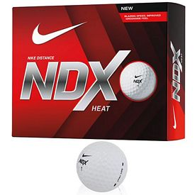 Promotional Nike NDX Heat Golf Balls 12-Pack