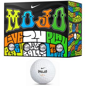 Promotional Nike Mojo Golf Balls 12-Pack