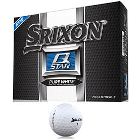 Promotional Srixon Q-Star Golf Balls 12-Pack