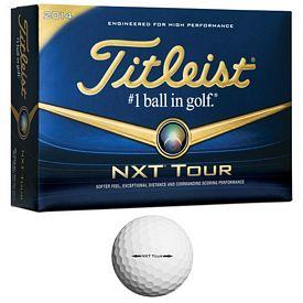 Promotional Titleist  NXT Tour Golf Balls 12-Pack