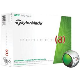 Promotional Taylormade Project A Golf Balls 12-Pack