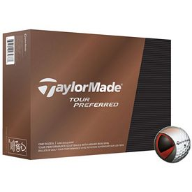 Promotional Taylormade Tour Preferred Golf Balls 12-Pack